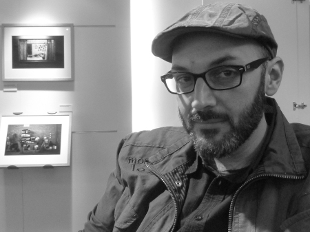 """Miguel Ángel Hernández, """"Intento de escapada"""", Anagrama."""