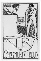 Sigmund-Freuds-Book-Plate